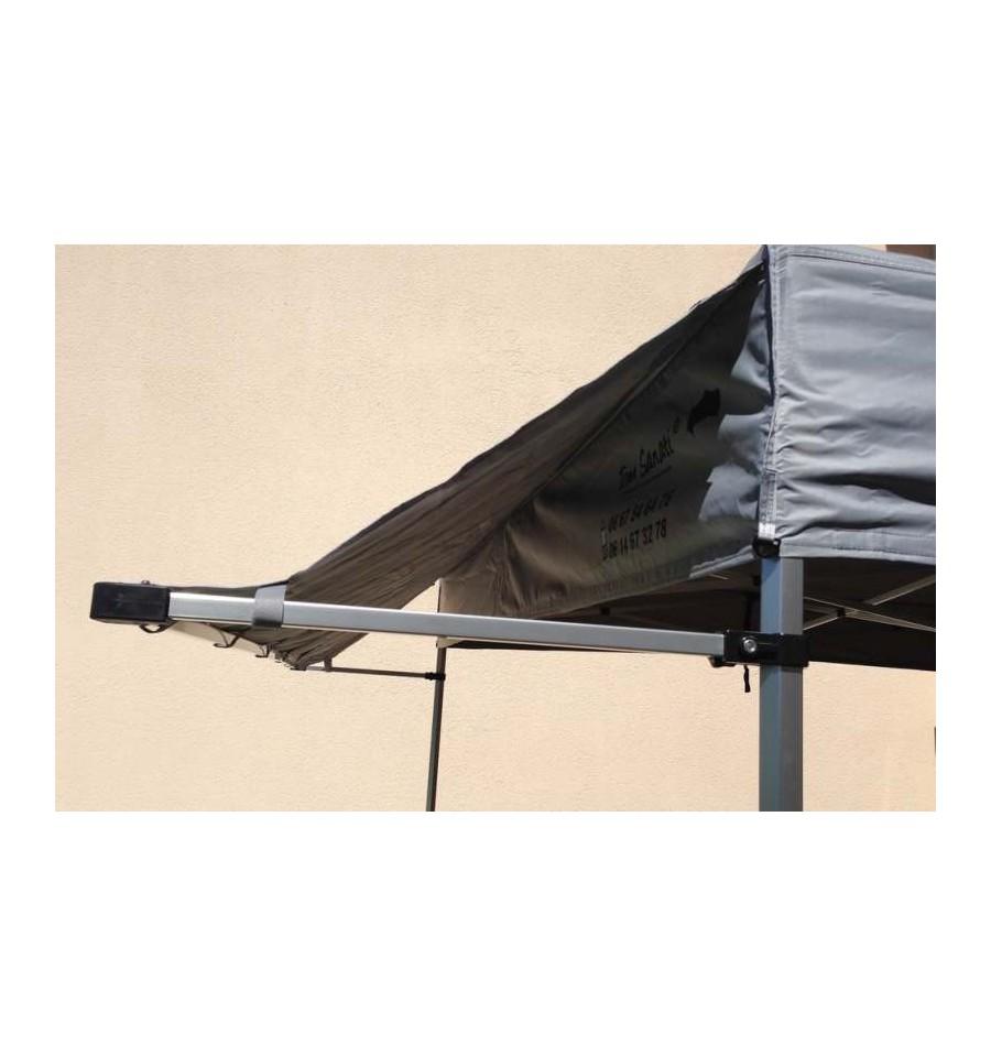 tonnelle pliante 3x3 avec rideaux good updated with. Black Bedroom Furniture Sets. Home Design Ideas