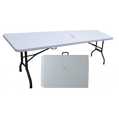 Table pliante valise
