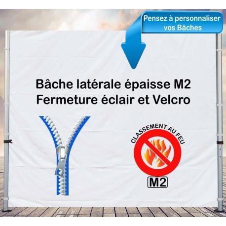 BACHE LATERALE EPAISSE 320g/m2